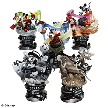 Mickey Mouse Disney Characters FORMATION ARTS BOX