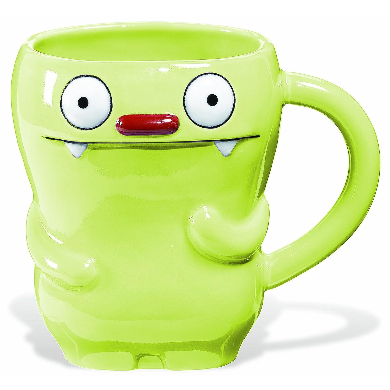 Taza de cerámica Uglydoll (muñeco feo)  - Uglydoll 10-Ounce Ceramic Mug. Precio: $9.99