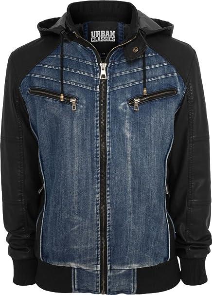 Urban Classics Herren Jeans Jacke