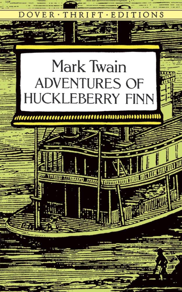 Adventures of Huckleberry Finn ISBN-13 9780486280615