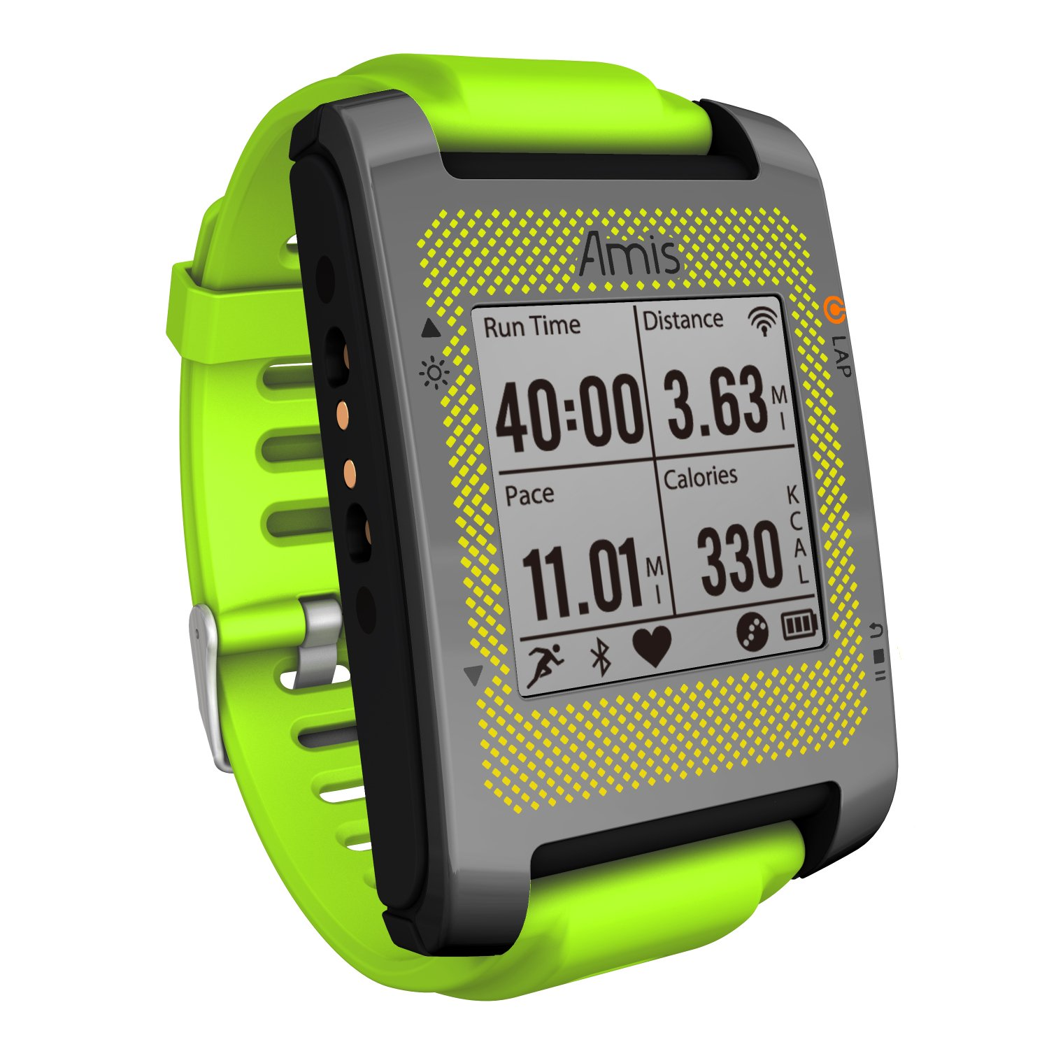 Bryton Amis S630R Smartest GPS Multisport Watch