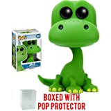 Funko Pop! Disney Pixar: Good Dinosaur - Arlo Vinyl Figure (Bundled with Pop BOX PROTECTOR CASE) (Tamaño: 3.75 inches)