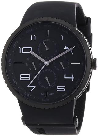 montre puma noir