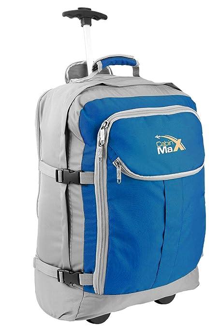 cabin max lyon sac dos sac dos roulettes bagage cabine max max lyon 55x40x20cm. Black Bedroom Furniture Sets. Home Design Ideas