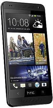 """HTC One Mini Smartphone avec écran LCD 4,3"""" 1,4GHz Dual-Core Mémoire RAM 1Go Appareil photo Ultrapixel Android 4.2 Noir"""