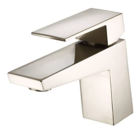 Danze D225562BN Mid-Town Single Handle Lavatory Faucet, Brushed Nickel