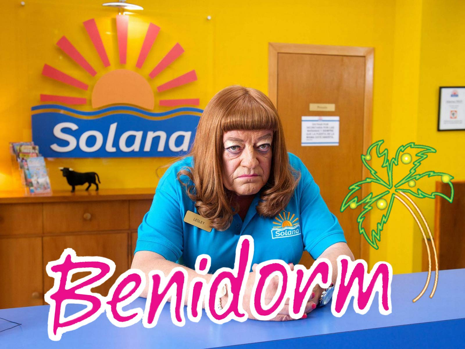 Benidorm on Amazon Prime Video UK