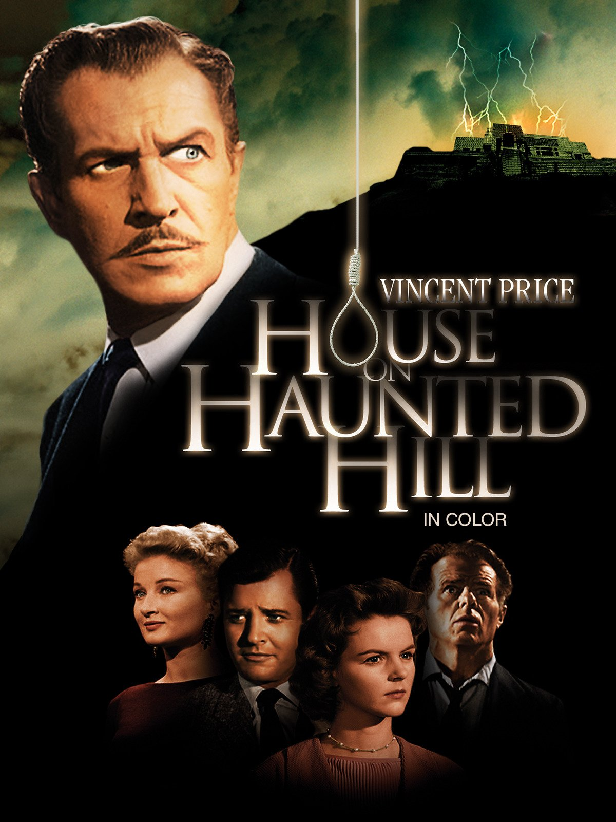 House on Haunted Hill (in Color) on Amazon Prime Video UK