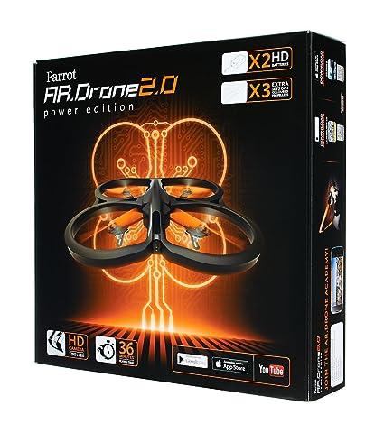 Parrot AR.Drone 2.0 Power Edt orange, PF721007BG