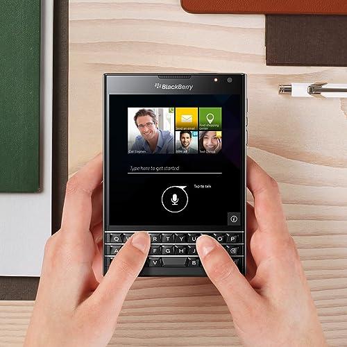 BlackBerry 黑莓 Passport 无锁智能手机