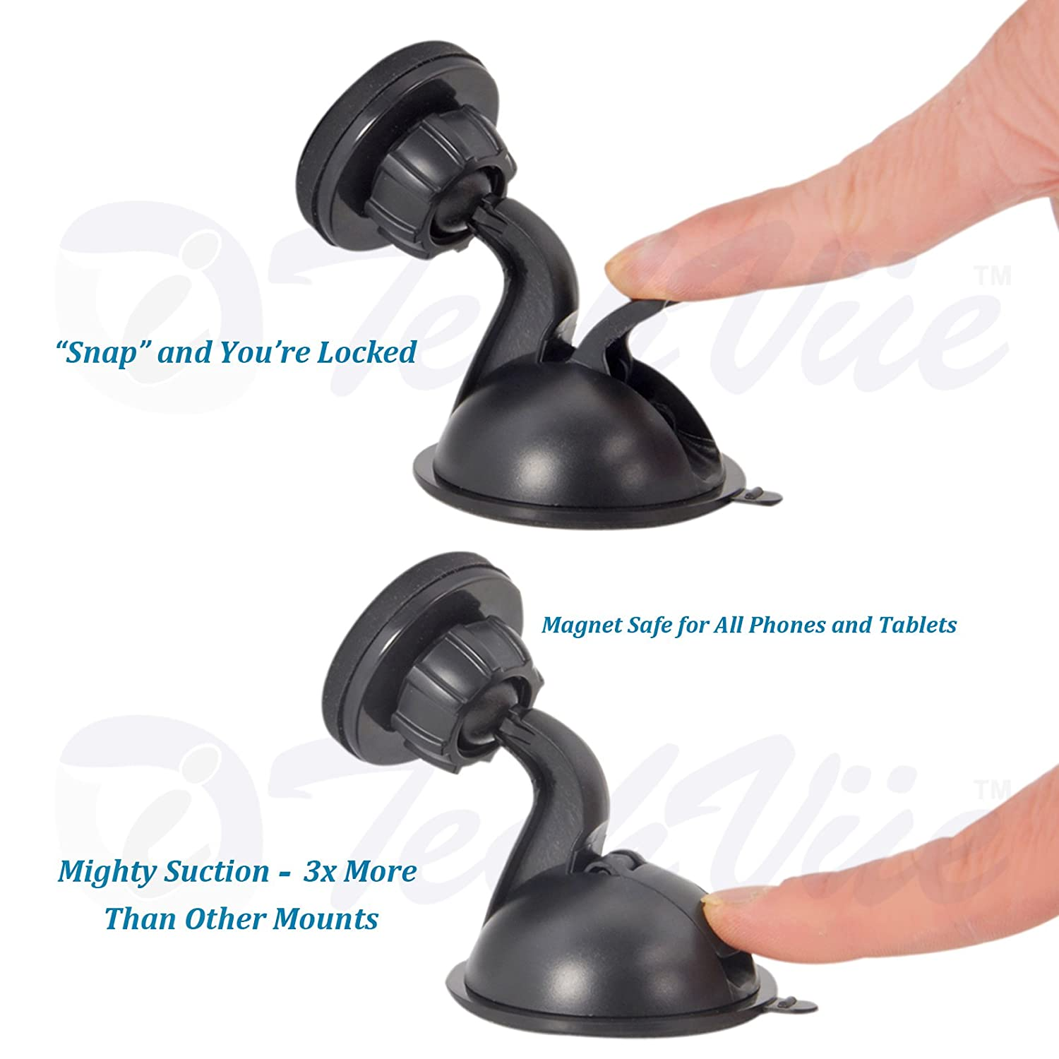 suction cup cell phone holder