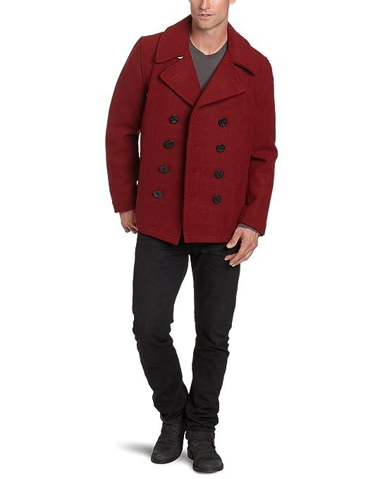 Spiewak Men's Dugan Pea Coat