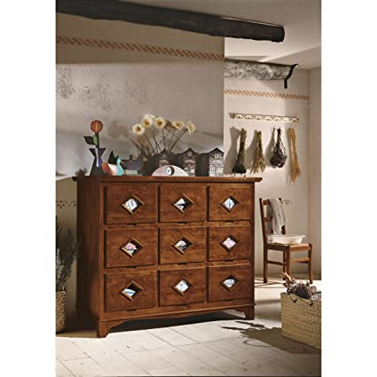 Chic 981A 9-Drawer Chest