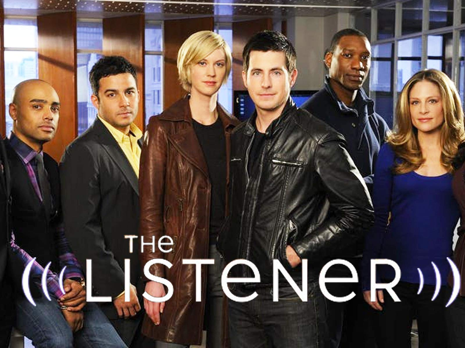 The Listener on Amazon Prime Video UK