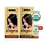 Indus Valley Indus Valley Organic Botanical Hair Colour Indus Black Kit