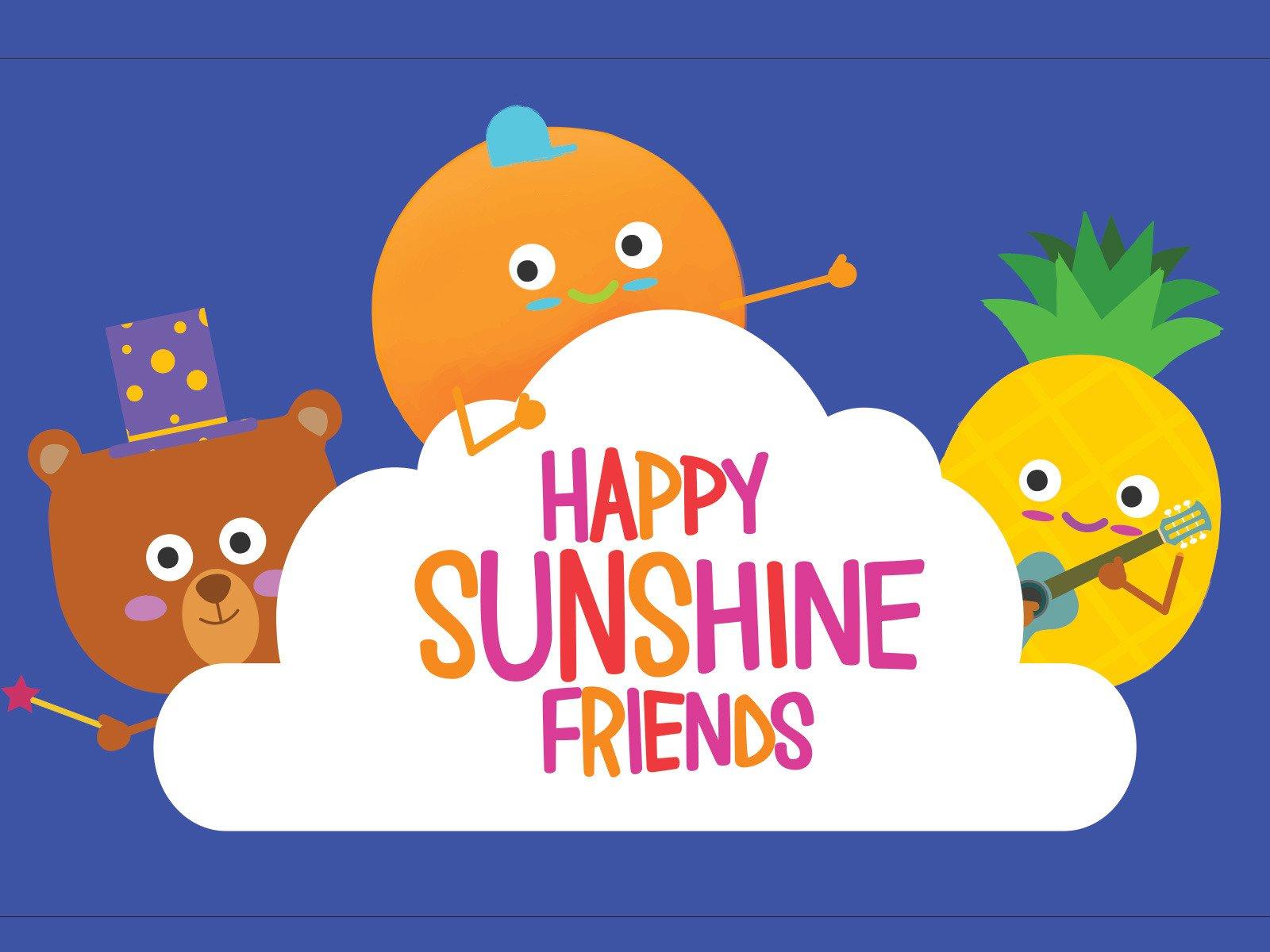 Happy Sunshine Friends - Season 4