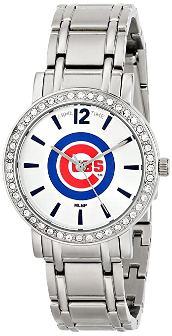 "Game Time Women's MLB-AS-CHI ""All-Star"" Watch - Chicago Cubs"