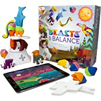 Beasts of Balance: A Digital Tabletop Hybrid Game