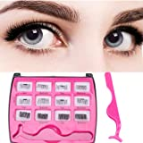 Beautyonline Magnet False Eyelashes 3 Second Magnetic Eye Lashes As Seen on TV