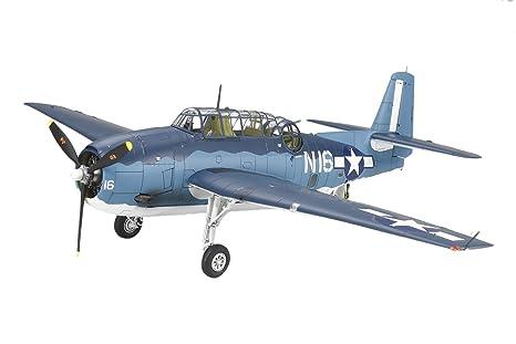Italeri - I2644 - Maquette - Aviation - TBF/TBM-1 Avenger - Echelle 1:48