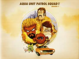 Aqua Unit Patrol Squad 1 Season 1 [HD]