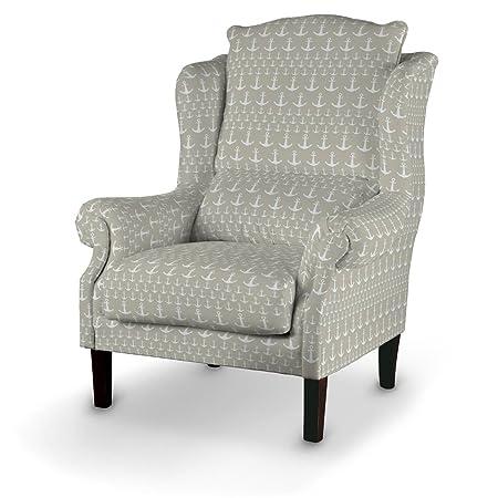 Dekoria Sessel 63 x 115 cm beige