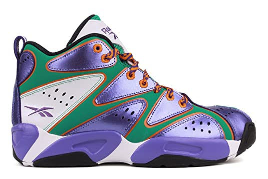 Multi Colored Basketballs Sneaker Multi-color 4.5