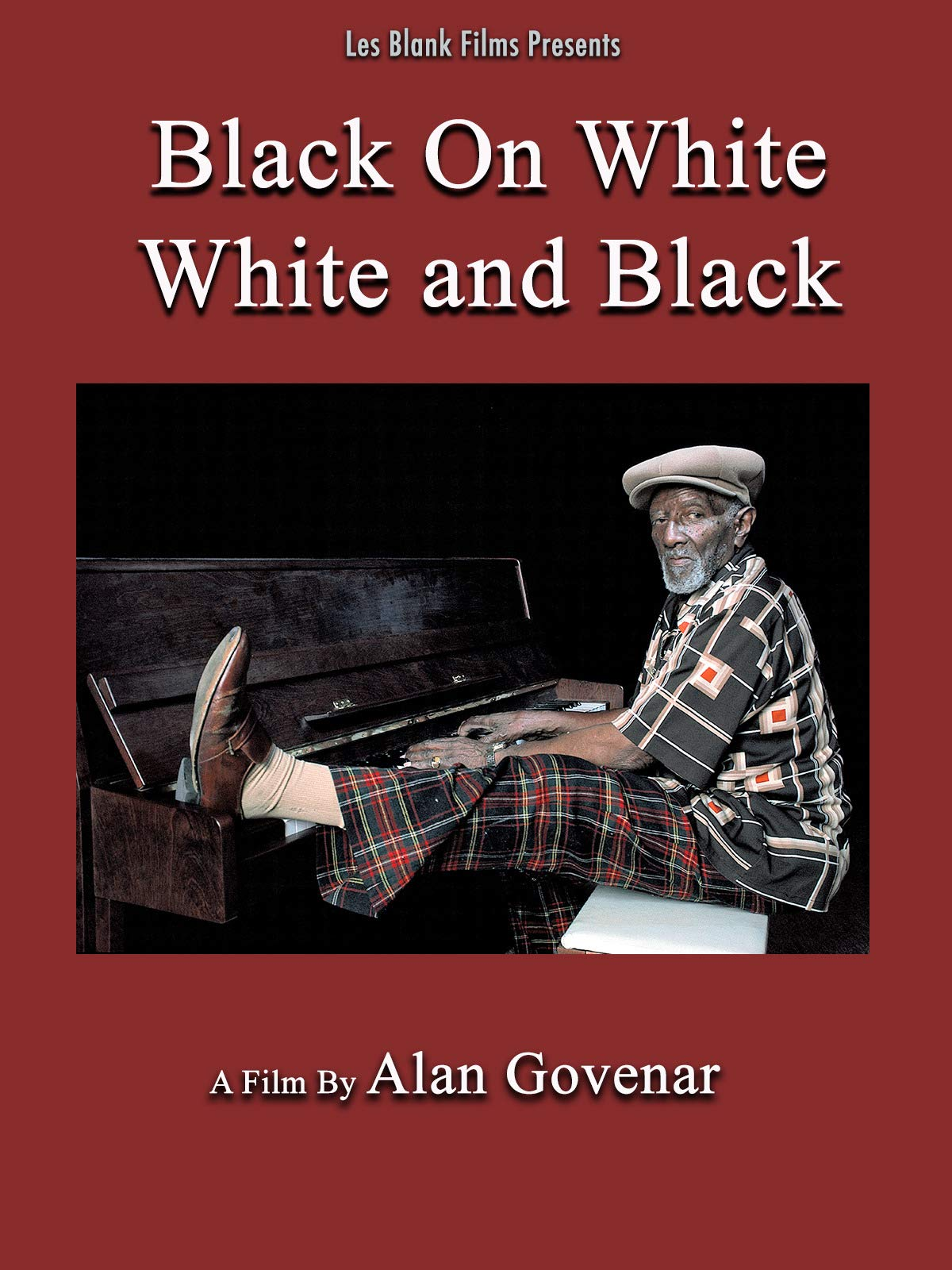 Black On White White And Black on Amazon Prime Video UK