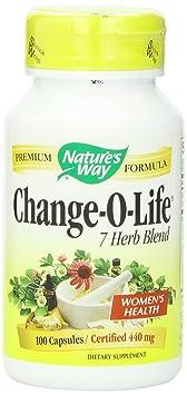 Отзывы Nature's Way Change-O-Life