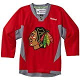 NHL Chicago Blackhawks Team Color Practice Jersey - R58Z9Add Youth