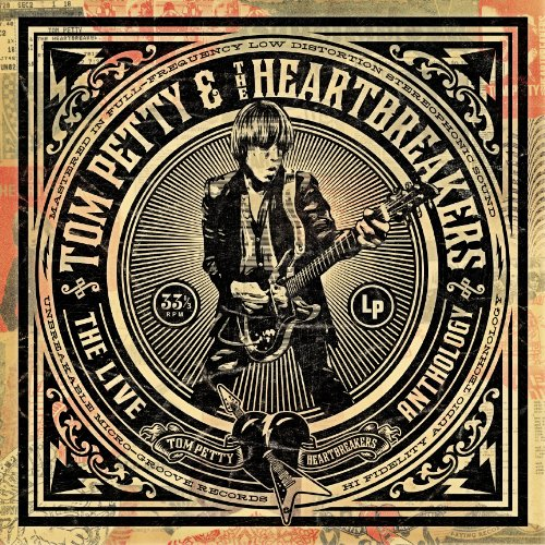 Tom Petty & The Heartbreakers – The Live Anthology (2009) [FLAC 24/48]