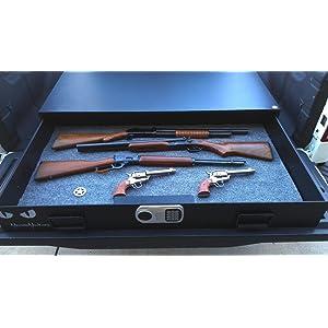 Best under bed gun safe 2017