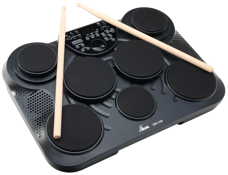 XDrum DD-150 E-Drum schwarz (USB-MIDI