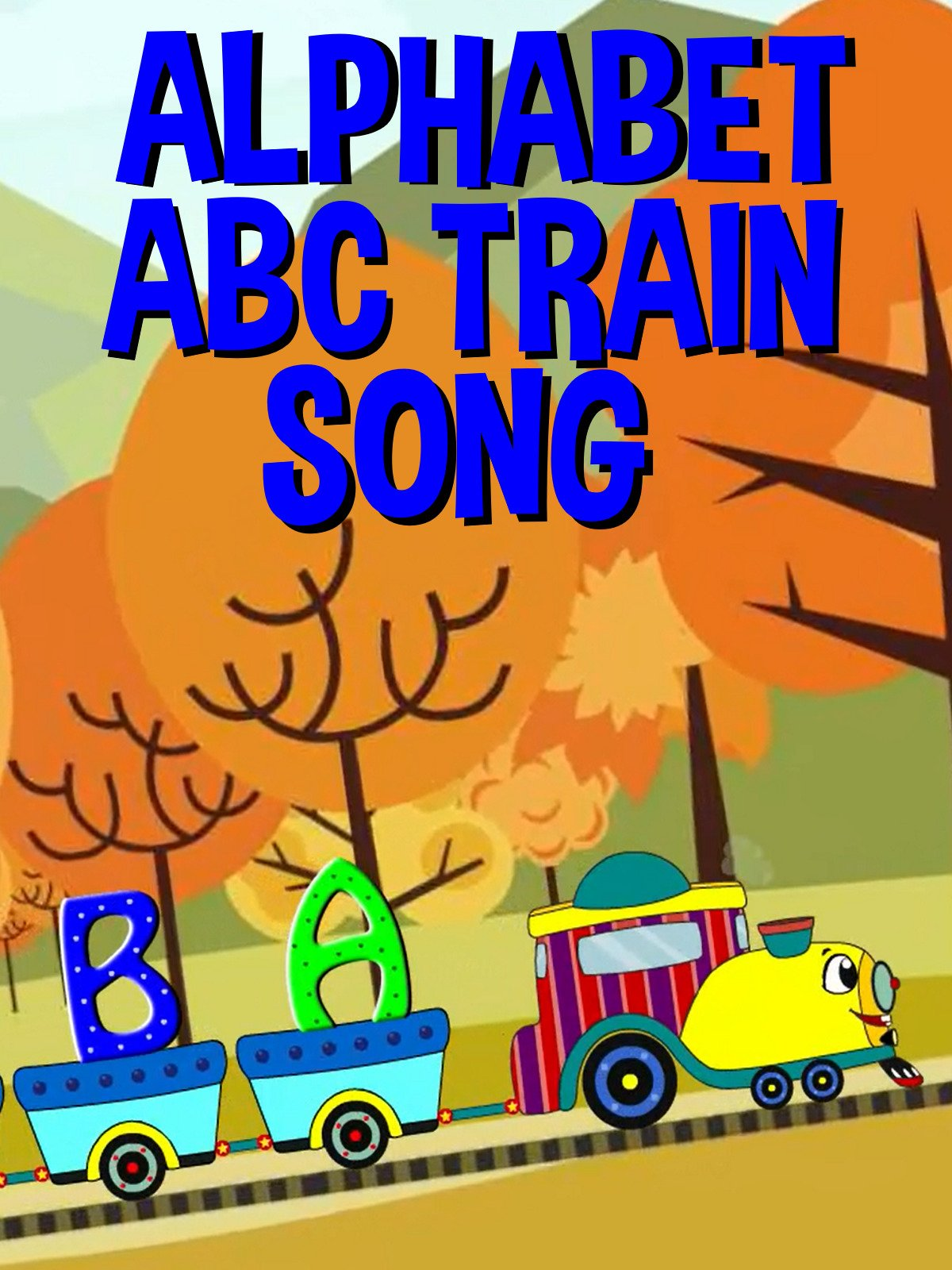 Alphabet ABC Train Song