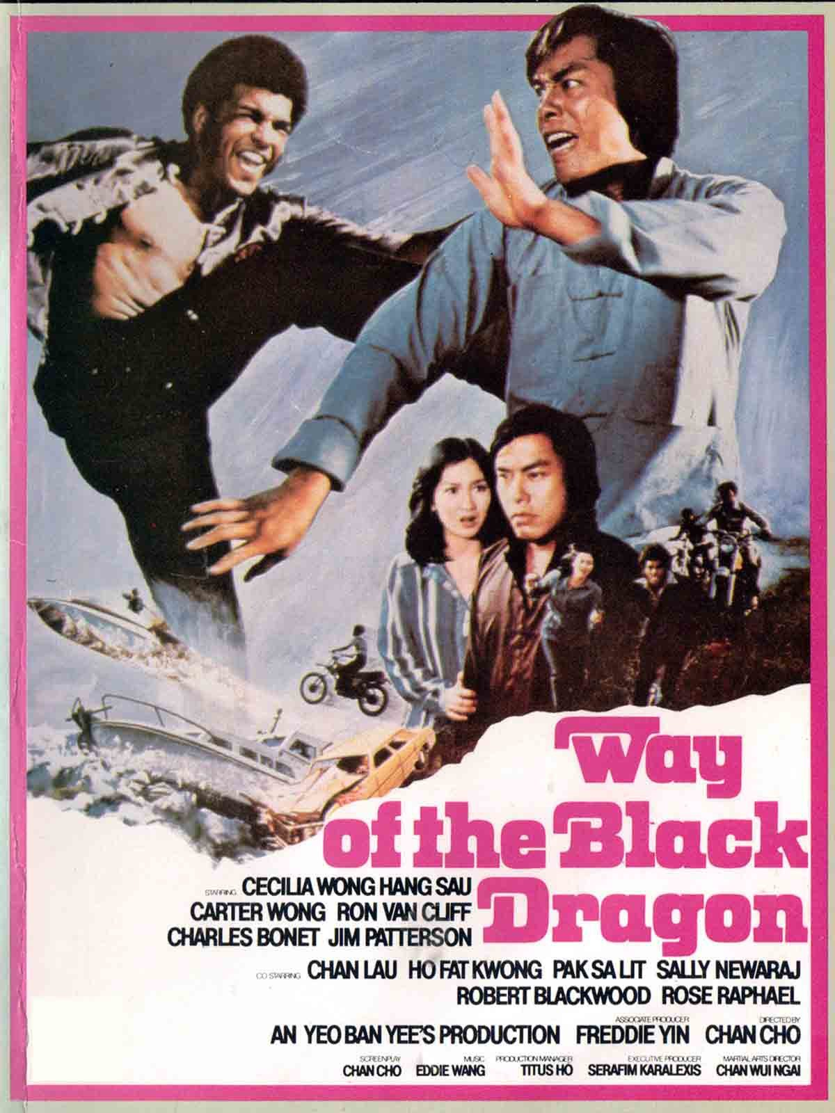 Way Of The Black Dragon