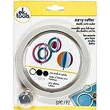 EK tools 54-00078 Curvy Cutter Double Circle Maker