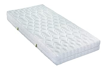 Matratze Viskose-elastisch COOL LUXE Dicke 24 cm 3 cm Visco