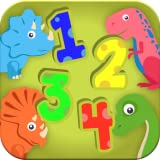 Counting with Dinosaurs : Kids learn to count!