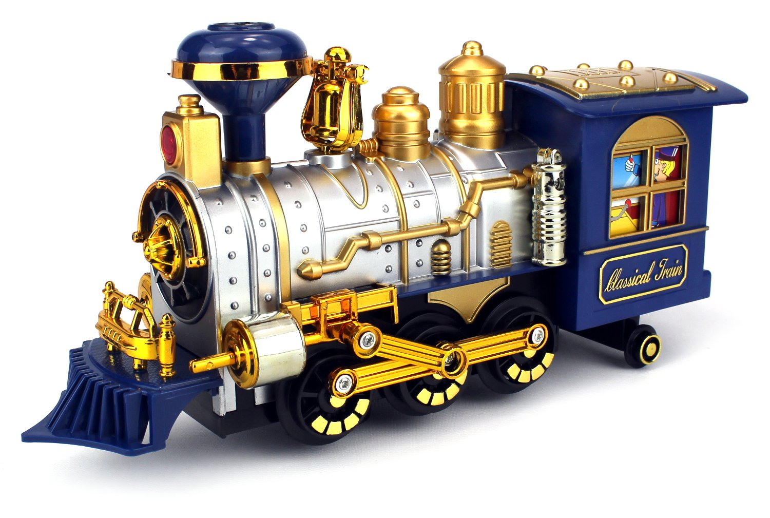Classical Locomotive Toy Train
