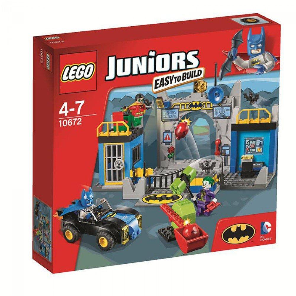LEGO JUNIORS 10672 BATMAN VERTEIDIGUNG günstig