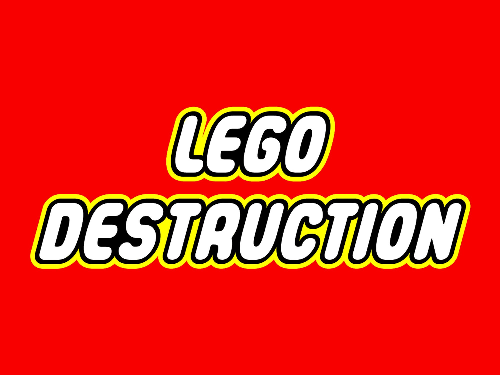 Clip: Lego Destruction - Season 1