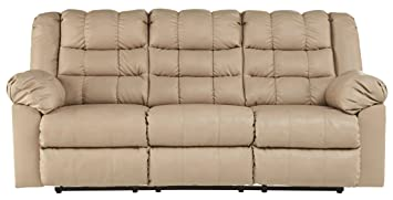 Brolayne DuraBlend Beige Full Sofa Sleeper