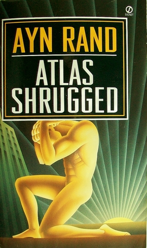 a review of the ayn rands book atlas An original review of atlas shrugged by ayn rand from 1957, a 1000 + page novel that crystallizes her philosophy of objectivism.