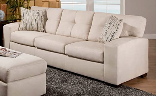 Chelsea Home Furniture Rockland Sofa, Victory Lane River Rock