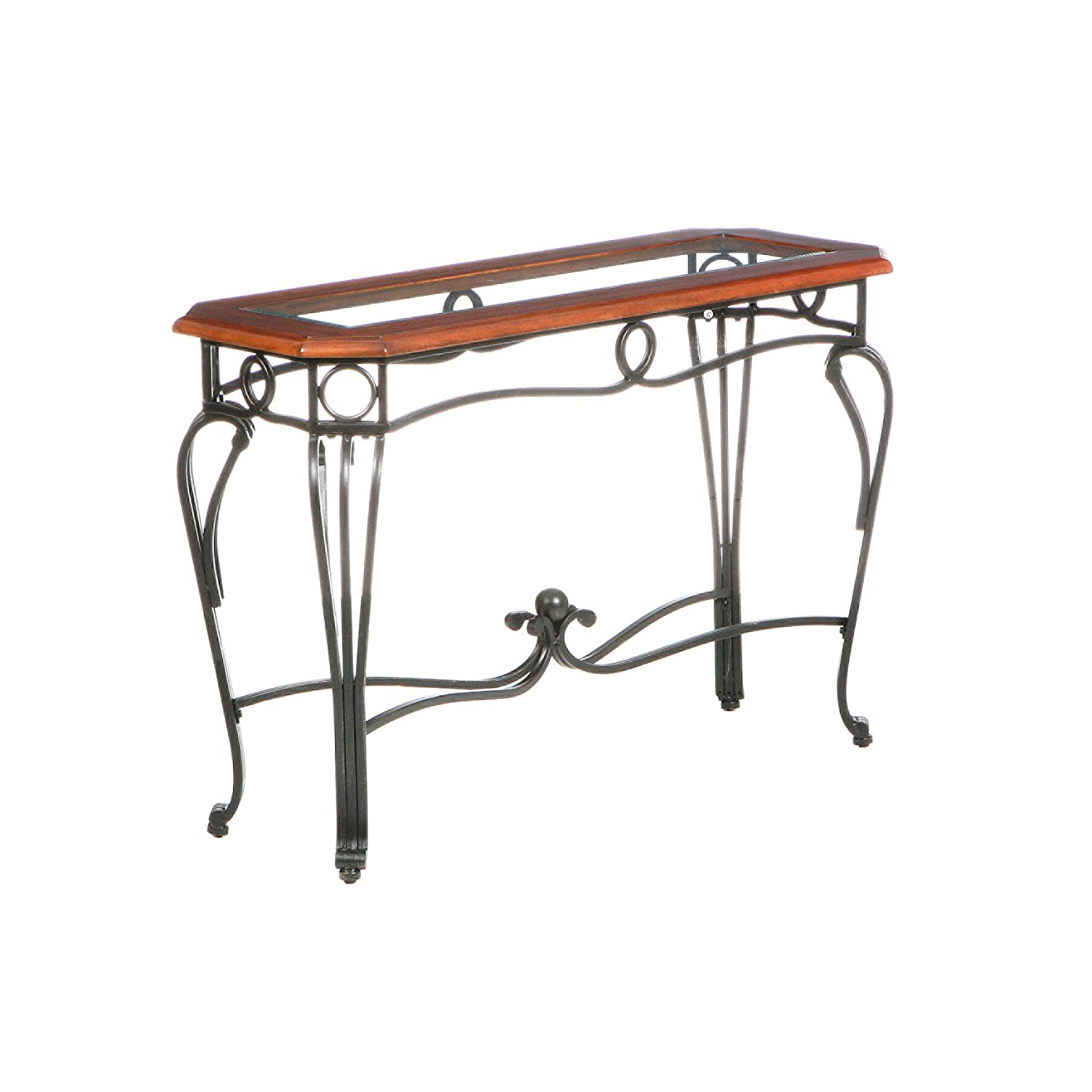 Best contemporary entryway console tables olivia 39 s place for Sofa table placement