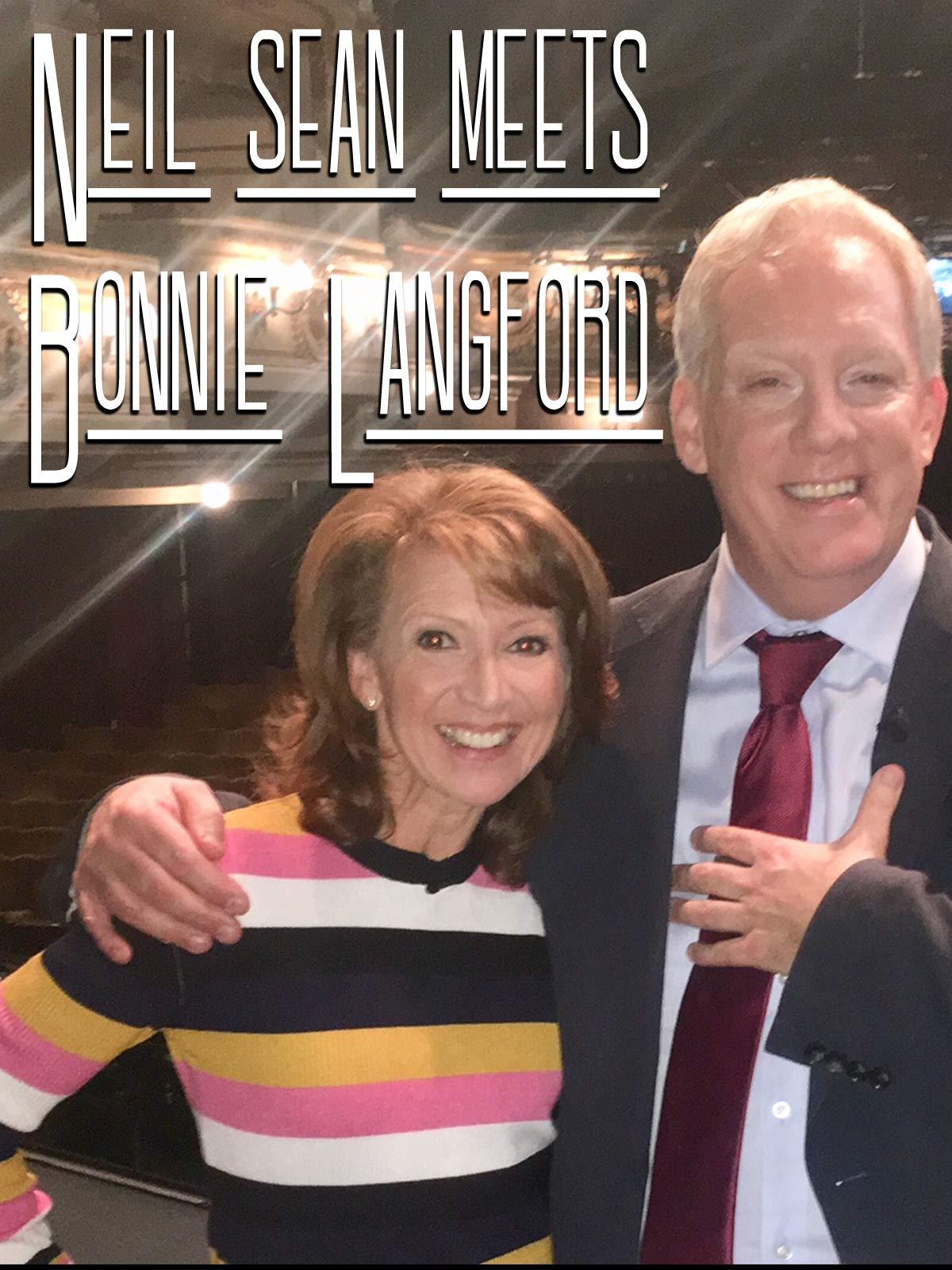 Neil Sean meets Bonnie Langford