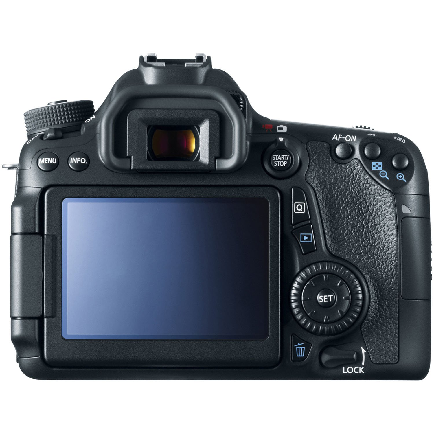 Cannon 70D (Lens 18-55+Pouch and Card)