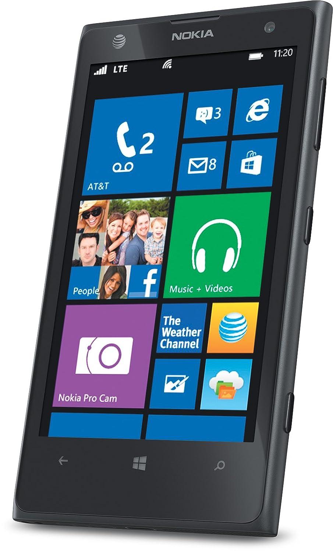 Nokia-Lumia-1020-RM-877-AT-T-GSM-Unlocked-32GB-Windows-8-1-4G-LTE-Smartphone-Black
