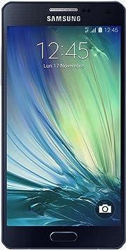 Samsung A500 Smartphone débloqué (Ecran: 5 pouces) Noir (import Italie)