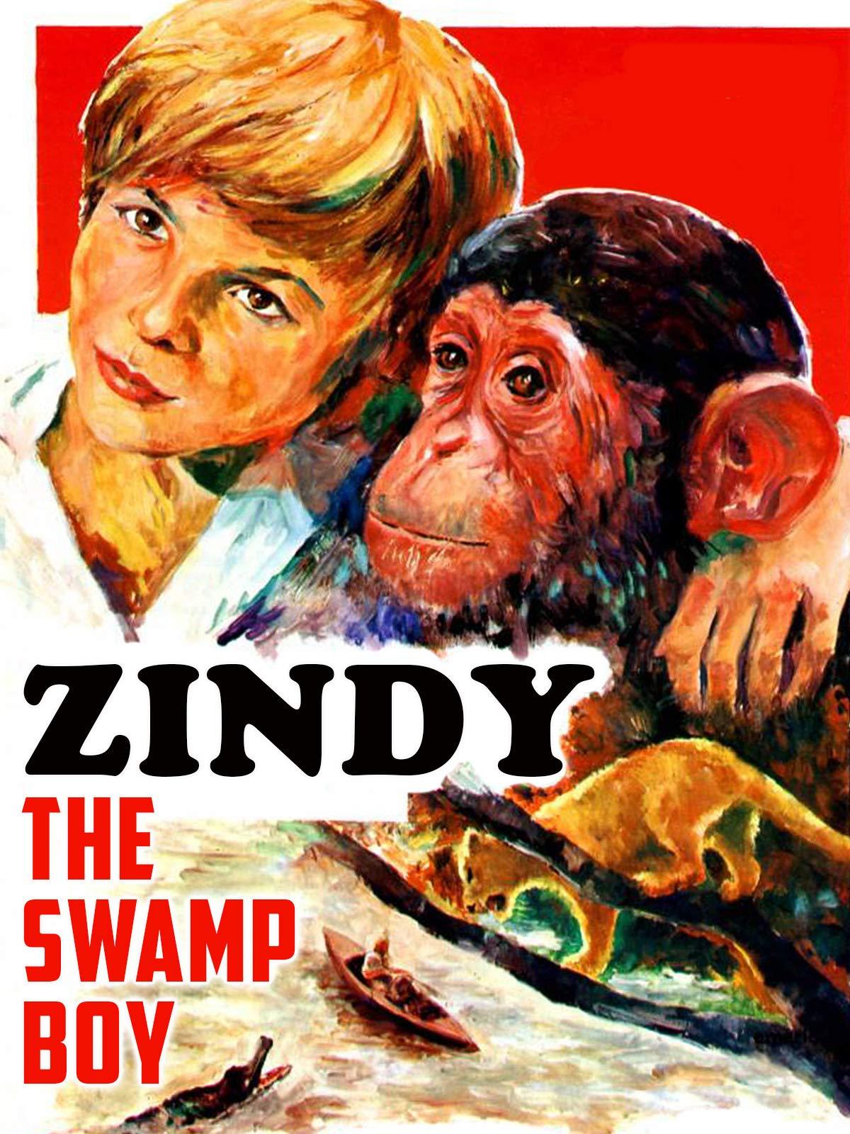 Zindy The Swamp Boy